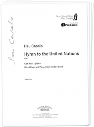 Hymn to the united nations - Casals